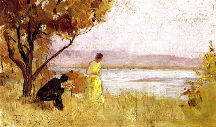 Impression, 1888 - Tom Roberts