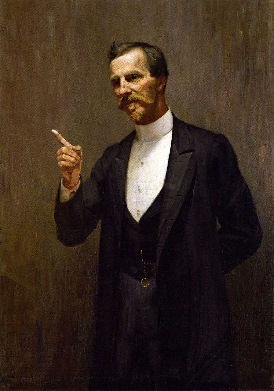 The Hon. Dr. L. I. Smith, 1890
