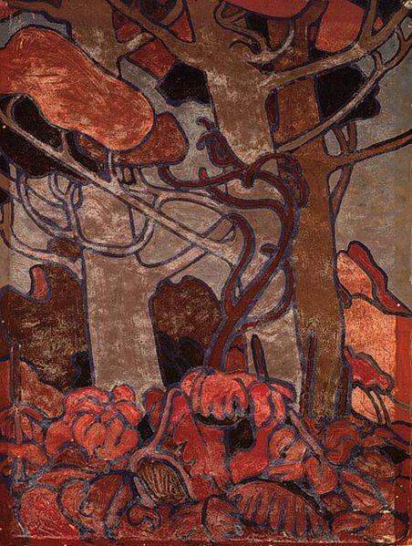 Forest Undergrowth I, 1916 - Tom Thomson