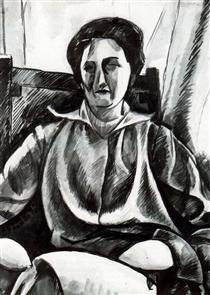Silvia - Умберто Боччони