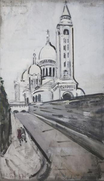 Rue de la Bonne, 1957 - Varlin