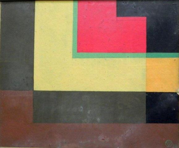 Untitled, 1969 - Vasile Dobrian