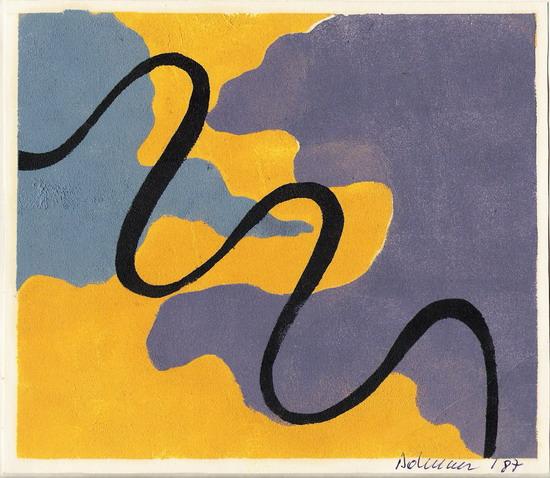 Untitled, 1997 - Vasile Dobrian