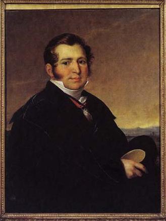 Kusov Alexey, 1820 - Vasily Tropinin