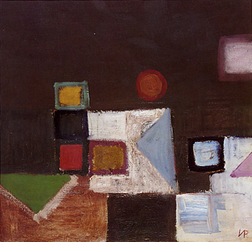 Untitled, 1948 - Victor Pasmore