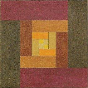 Etudes Bauhaus D, 1929 - Victor Vasarely