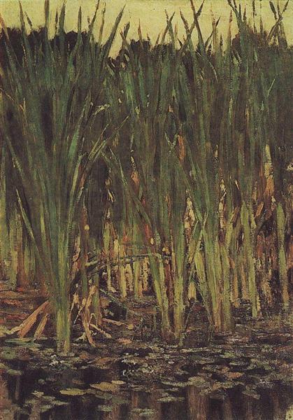 Sedge, 1880 - Viktor Vasnetsov