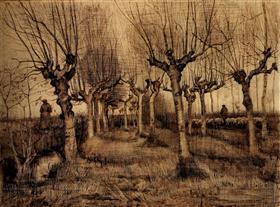 Pollard abedules, Vincent van Gogh