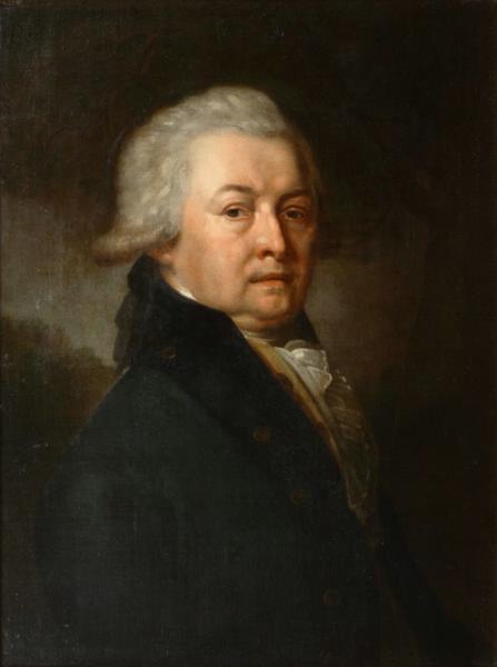 Portraitof Aleksei AlekseevichKonstantinova, 1806 - Vladimir Borovikovsky