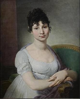 PraskoviaBestuzhev, 1806 - Vladimir Borovikovsky