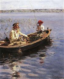 Fisher. Finland. - Vladímir Makovski