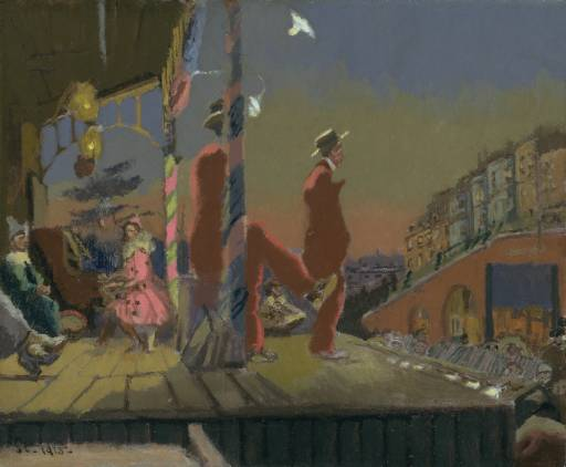 Brighton Pierrots, 1915