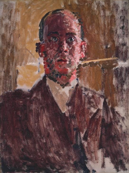 Harold Gilman, 1912