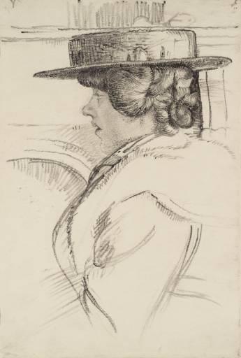 The Straw Hat, 1911