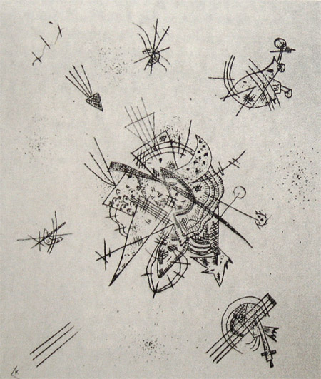 Small Worlds X, 1922 - Wassily Kandinsky