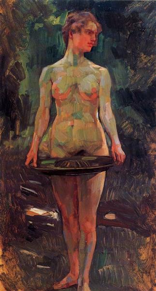 Pomona, 1898 - Wilhelm Trübner