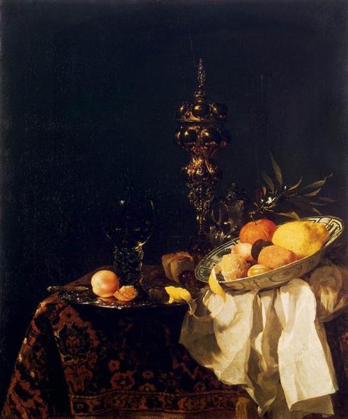 Still-Life - Willem Kalf