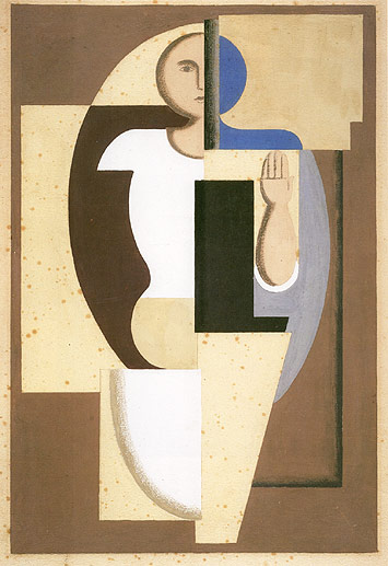 Apollo, 1923 - Willi Baumeister