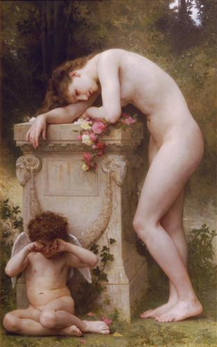 Elegy - William-Adolphe Bouguereau