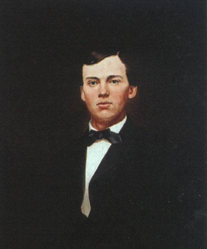 Portrait of William Gurley Munson - William Merritt Chase