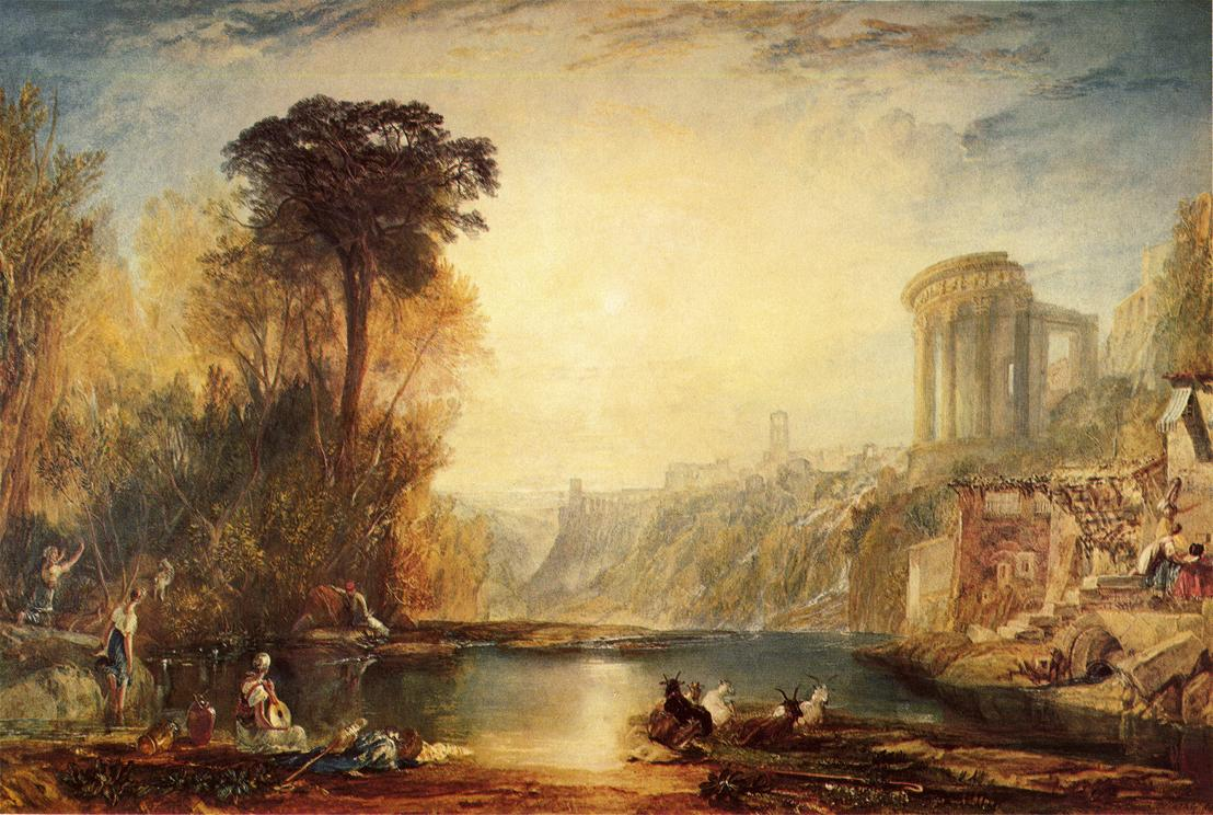 joseph mallord william turner important english painter english literature essay Artists express their personal experiences,  express their personal experiences, social values  painted by the english artist joseph mallord william turner.