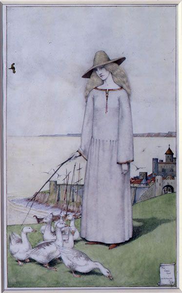 The Goose Girl, 1918 - Винифред Найтс