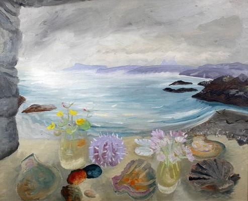 Sea Treasures, 1952 - Winifred Nicholson