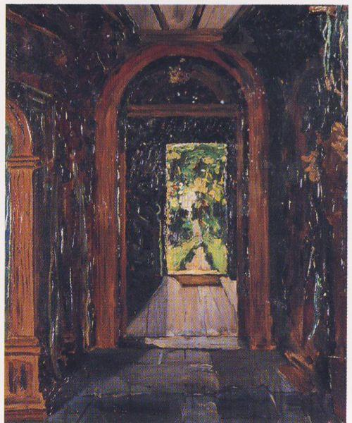 Newbuildings, Sussex, 1921 - Уинстон Черчилль