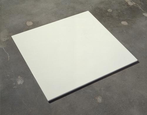 Milkstone, 1983 - 1987 - Wolfgang Laib