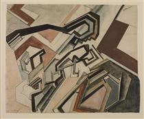 Planners: Happy Day - Wyndham Lewis