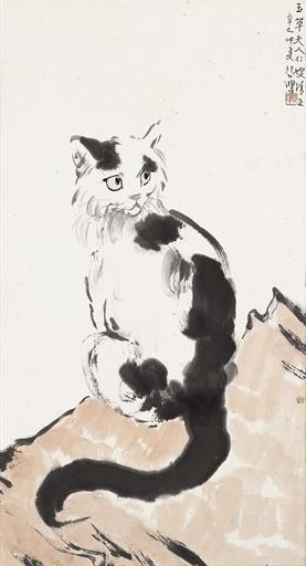 Cat, 1941 - Xu Beihong