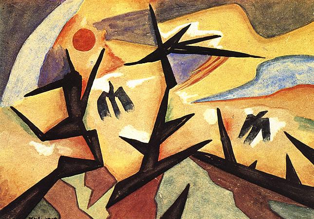 Otros Troncos, 1919 - Xul Solar