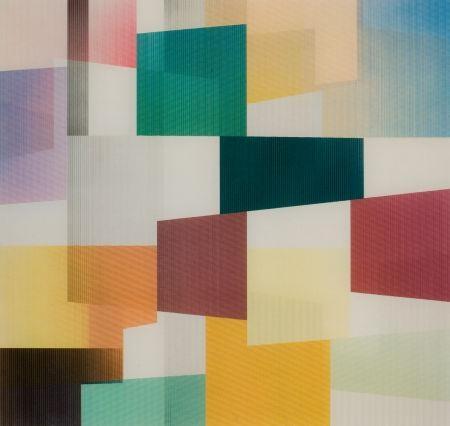 Squares - Yaacov Agam