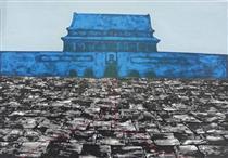 2007-Tian'anmen-1 - Zhang Xiaogang